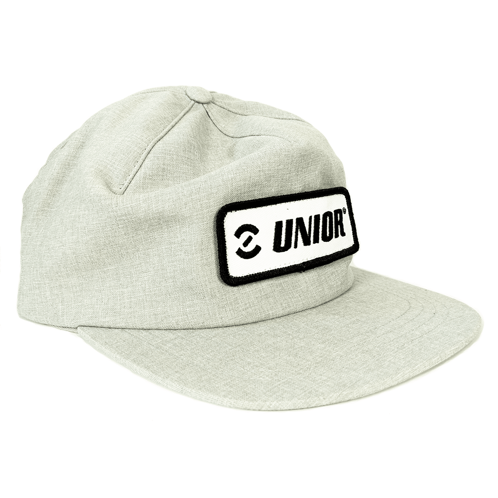 Single Panel Strap Back Hat