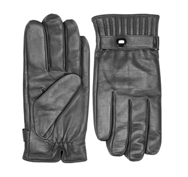 Lorenzo leather gloves