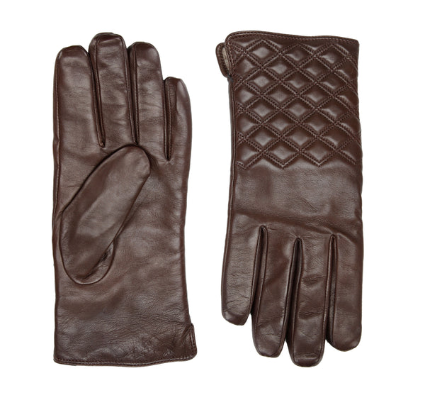 Maria leather gloves