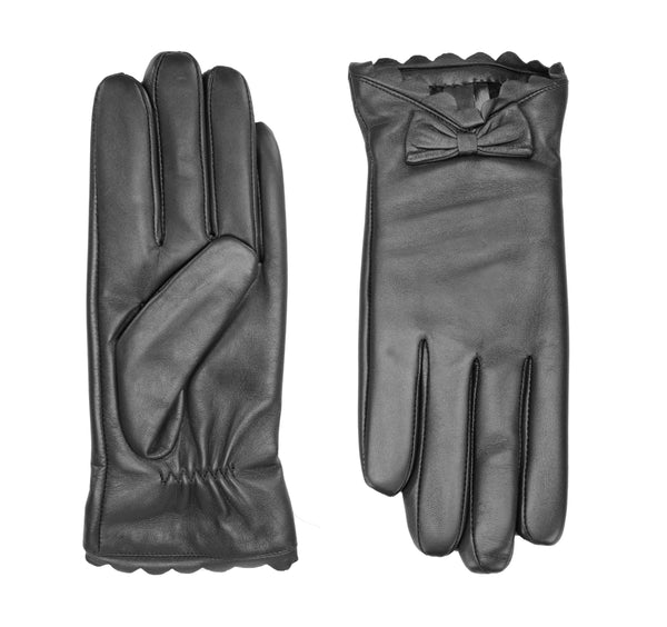 Sofia leather gloves