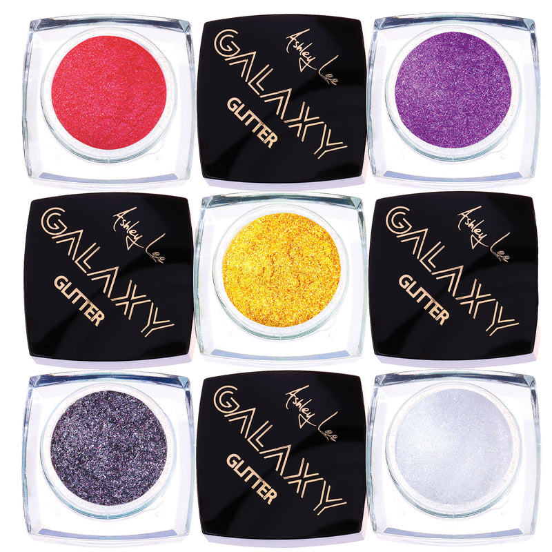 Cosmos Galaxy Glitter Set 2