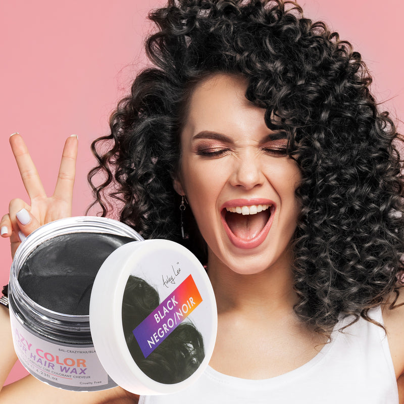 Crazy Color Hair Wax