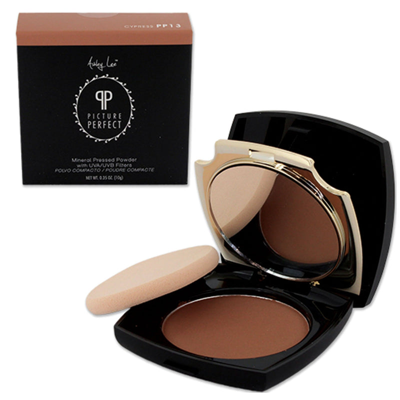 Cypress Mineral Pressed Powder Foundation Ashley Lee Cosmetics