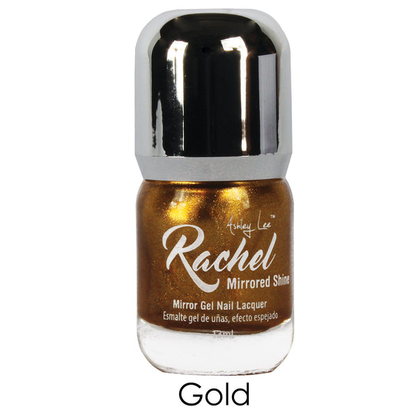 Rachel Nail Lacquer Mirrored Shine Collection