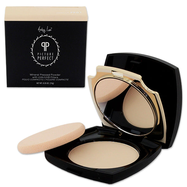 Vanilla Mineral Pressed Powder Foundation Ashley Lee Cosmetics