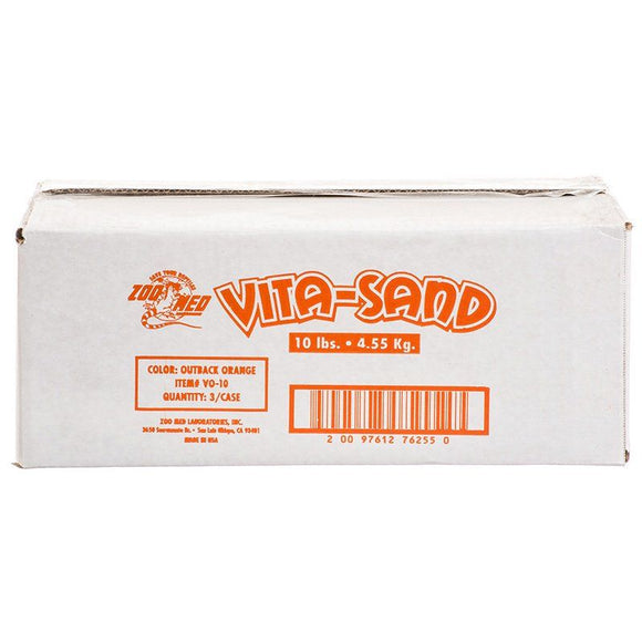 Zoo Med All Natural Vita-Sand - Orange
