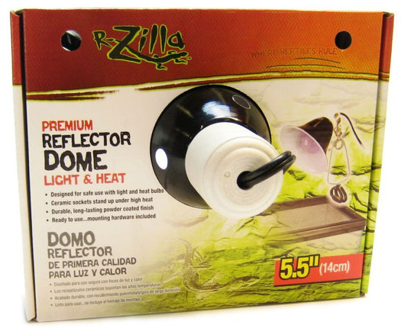 Zilla Premium Reflector Dome - Light & Heat