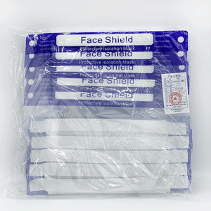 10 Pcs Face Shield Set