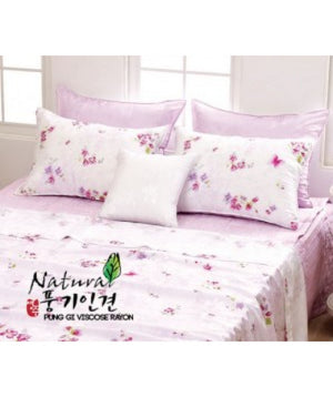 Pung Gi Bedding Set (Blue/Pink)