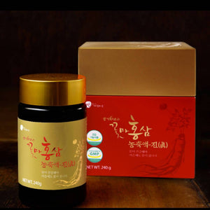 Red Ginseng Concentrated Extract 꽃마홍삼 농축액 진(眞) 240g