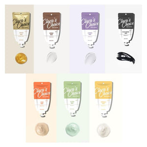 MASK EDITION WASH/PEEL OFF PACK 7PCS