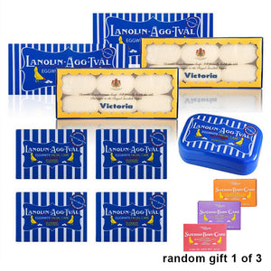 Victoria Swedish Egg Facial 2 Box Set