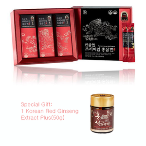 CHEONSAMWON PREMIUM RED GINSENG [Cheon Sam Won 프리미엄 홍삼]