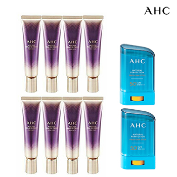 AHC EYE CREAM + SUN STICK Set [AHC 아이크림 + 썬 스틱 세트]