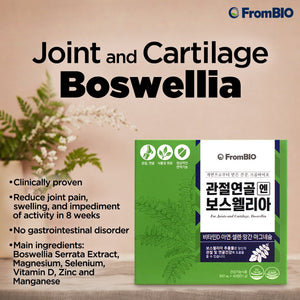 Boswellia Joint and Cartilage