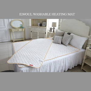 ILWOUL   WASHABLE MICROFIBER  HEATING MAT (TWIN/QUEEN/KING)