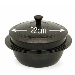 HERZOG IRON POT