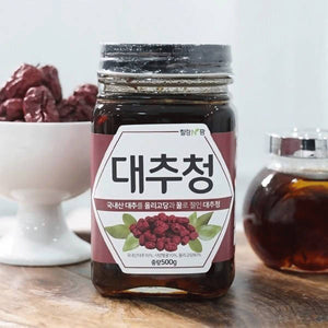 Honey Preserved Jujube 500g