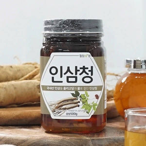 Honey Preserved Ginseng 500g