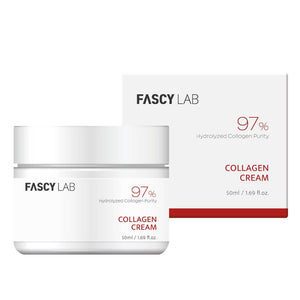 FASCY LAB CREAM (COLLAGEN/ CICA AC SOLUTION/ CERAMIDE HYDRATING) - MSTOREBUY
