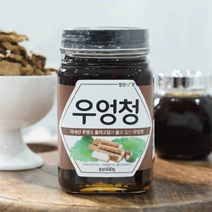 Honey Preserved Burdock 500g
