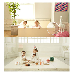 100% NON-TOXIC BABY BEDDING BUMPER/FLOOR/PLAYING MAT 100% 무독성 아기 놀이 매트 - MSTOREBUY