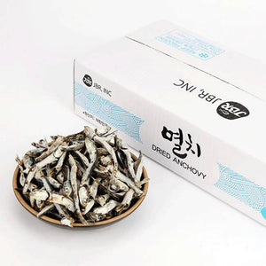 Samchunpo Premium Dried Anchovy for Broth (Large Anchovies) 1.5kg