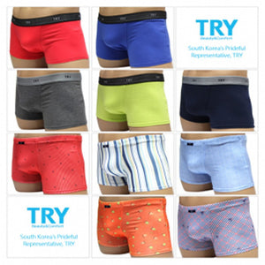 Try Mens Drawers Underwear Set - 95(XS)