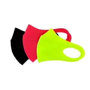 CROSSI FASHION MASK ADULT COLOR M SIZE 3PCS