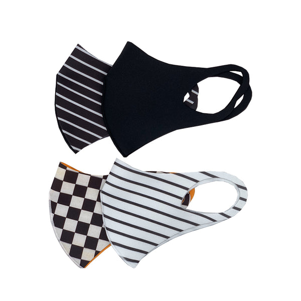 CROSSI FASHION MASK ADULT L SIZE 4PCS