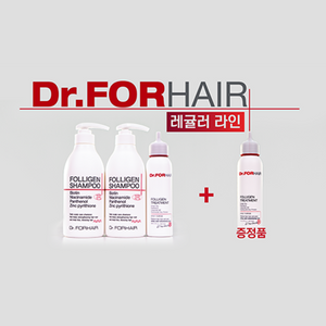 DR. FOR HAIR FOLLIGEN HAIR REGULAR LINE