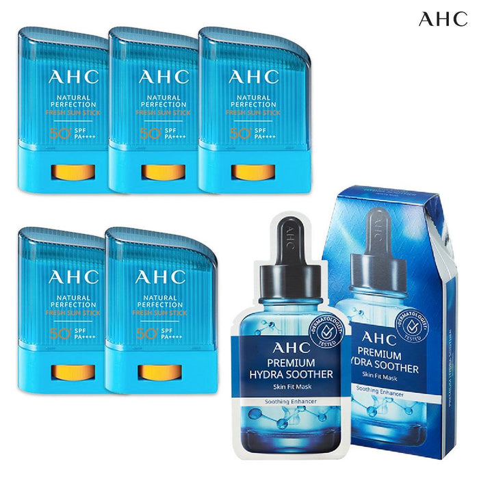 AHC - Sun Stick + Mask Set