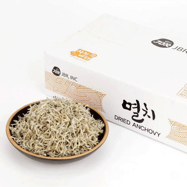 Samchunpo Premium Dried Anchovy for Stir-fry (Small Anchovies-Jiri myulchi) 1.5kg