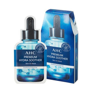 AHC - PREMIUM HYDRA SOOTHER MASK SET (5pcs) - MSTOREBUY