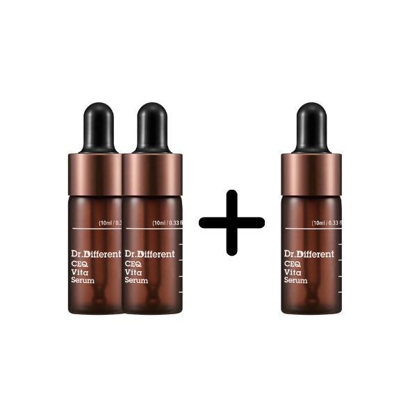 DR. DIFFERENT 2+1 CEQ VITA SERUM 10ml
