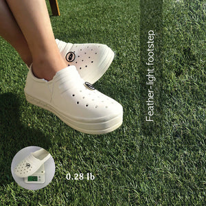 [MENFUS] EVA ARCH STRENGTHENER INDOOR SHOES 아치 강화 실내화 (WHITE)
