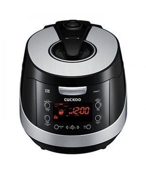 CUCKOO IH PRESSURE RICE COOKER 10 CUP BLACK