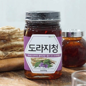 Honey Preserved Bellflower Root 500g