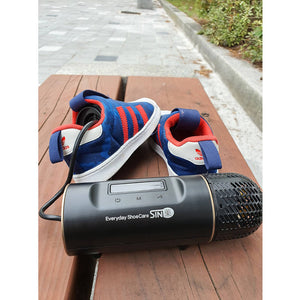 EVERYDAY CORDLESS SHOES CARE SYSTEM (COLOR:BLACK) 무선 신발건조기