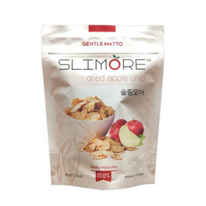 Slimore Dried Apple Chips 25g