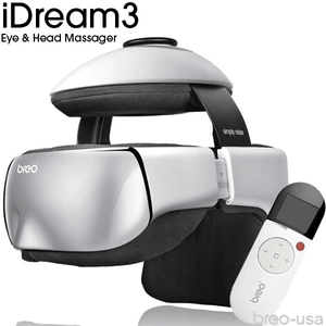 BREO IDREAM 3 EYE AND HEAD MASSAGER