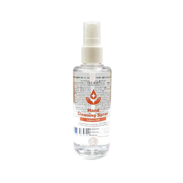 isLEAF - HAND SANITIZER 100ml SPRAY