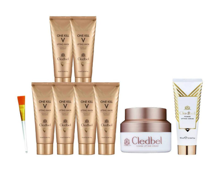 Cledbel One Kill V Lifting Mask Set
