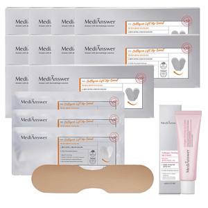 MEDIANSWER - COLLAGEN LIFT UP BANDS + CREAM