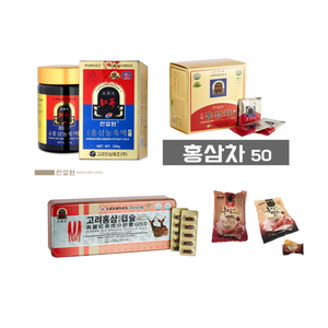 CHEONSAMWON KOREAN RED GINSENG 240G #1