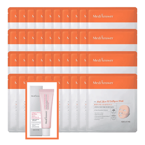 MEDIANSWER COLLAGEN MASK & CREAM SET