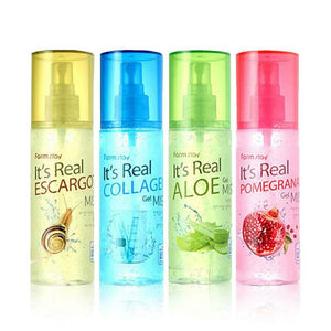 IT'S REAL GEL MIST SET 120ml 4PCS - MSTOREBUY