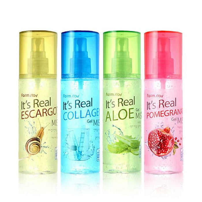 IT'S REAL GEL MIST SET 120ml 4PCS