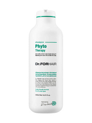 [DR. FORHAIR] PHYTO THERAPY SHAMPOO