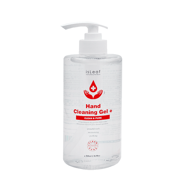 isLEAF HAND SANITIZER 500ml